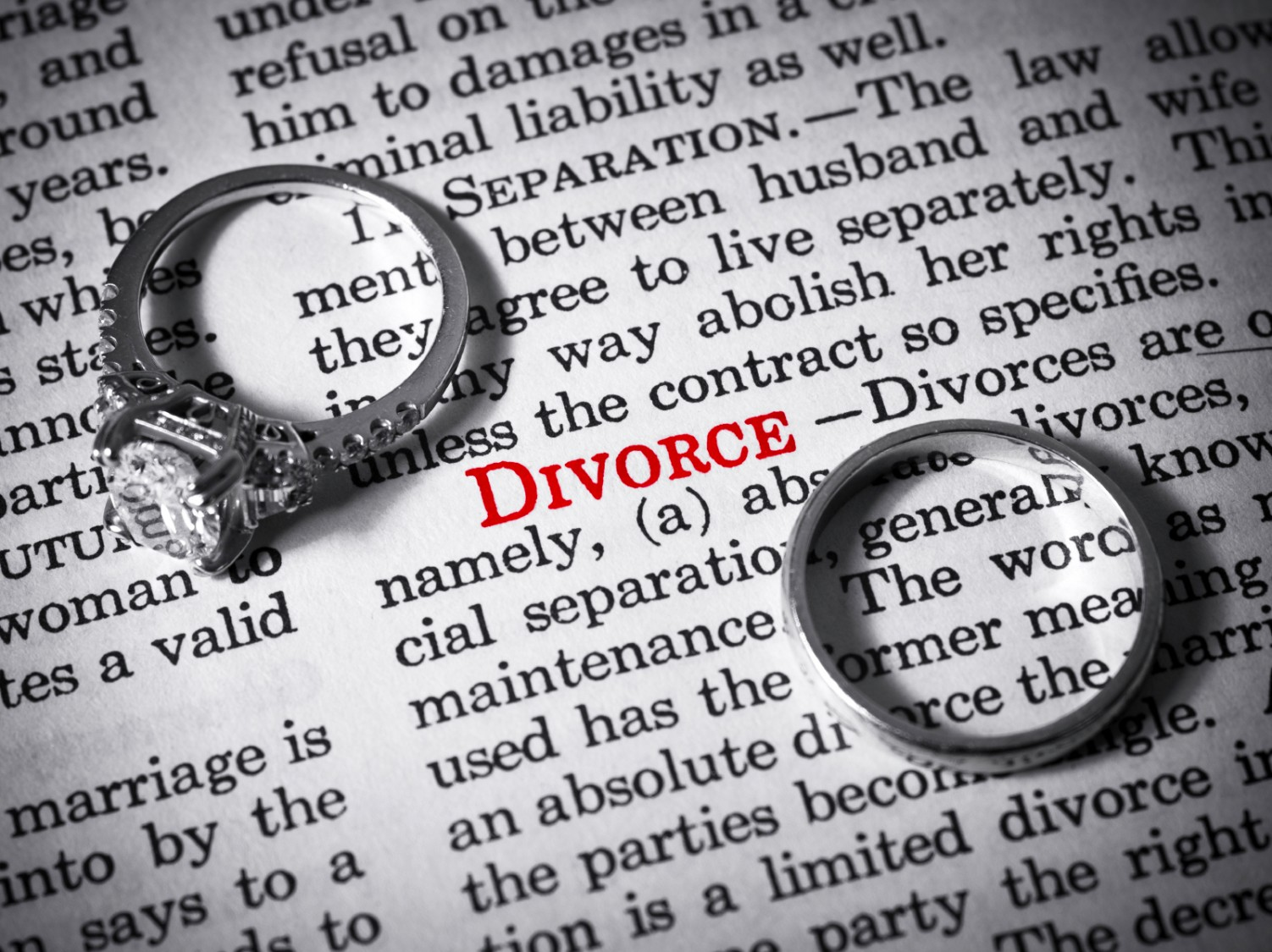 what do i do if my wife wants a divorce