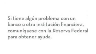 la Reserva Federal