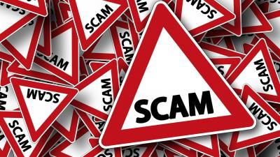 Protect yourself from tax scam artists