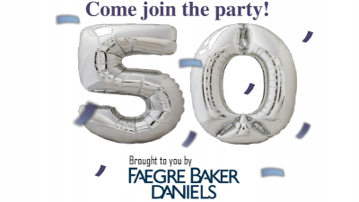 HELP US CELEBRATE this momentous occasion!
