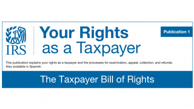 The Taxpayer Bill of Rights